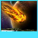 Asteroids Live Wallpapers icon