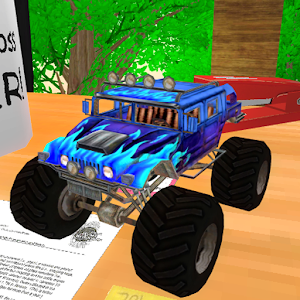 RC Truck Racing Simulator 3D for PC and MAC