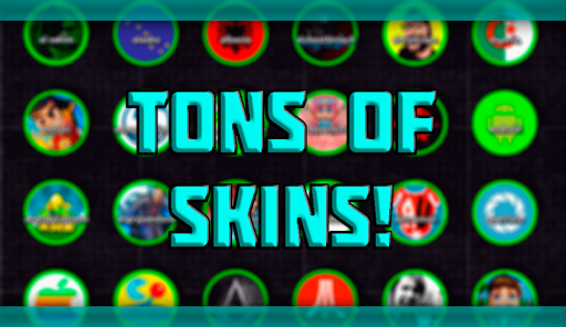 New skins for Agario