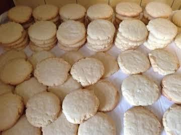 Lorraine's Best-ever Sugar Cookies