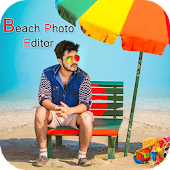 Beach Photos Editor