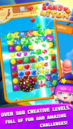 Candy Witch 1.0.2 screenshots 2