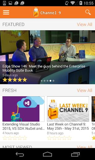 Microsoft Channel 9