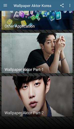 Korean Actor Wallpaper HD cute photos 2