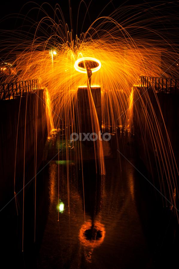by Игор Ђорђевић - Abstract Fire & Fireworks