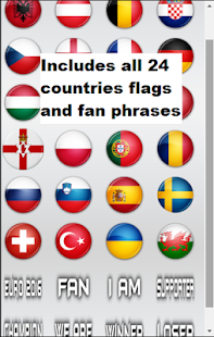 EURO 2016 Soccer Stickers- screenshot thumbnail