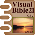 Visual Bible 21 KJV icon