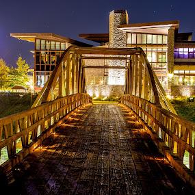 by Scott Padgett - Buildings & Architecture Bridges & Suspended Structures (  )