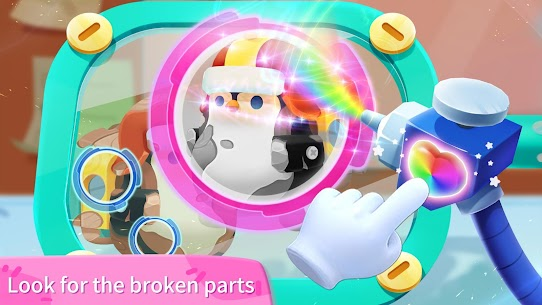 Little Panda Toy Repair Master 8
