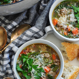 Italian Sausage Soup With Rice Recipes