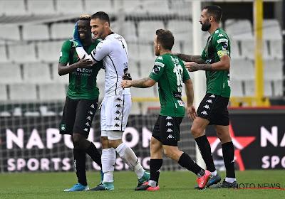 Guy Mbenza loodst Cercle Brugge op en over twijfelend Antwerp