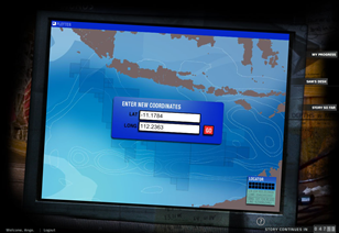 plotter map