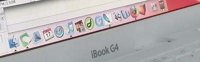 iBook G4 Anggie
