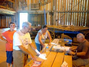 Photo: O'Bannon Woods SP - Start Point -Hay Press Barn