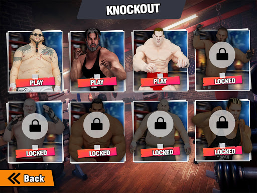 GYM Fighting Games: Bodybuilder Trainer Fight PRO apkmr screenshots 9