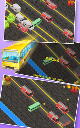 Bus Tour Traffic Rush 3D