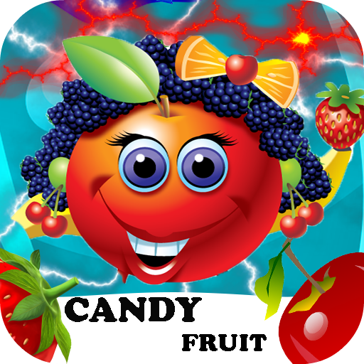 Fruit splash - Candy fruit