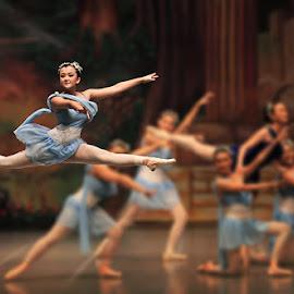 Ballerina by Leonardi Ranggana - Sports & Fitness Other Sports ( ballet, ballerina )
