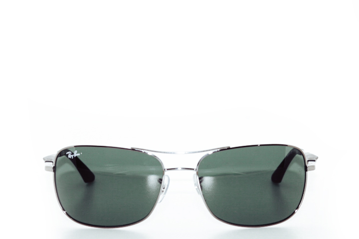 Ray Ban Square Metal RB3515