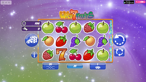 Wild7Fruits Slot Game Free