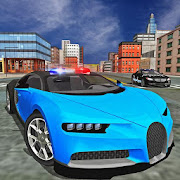 Police Car Real Drift Simulator
