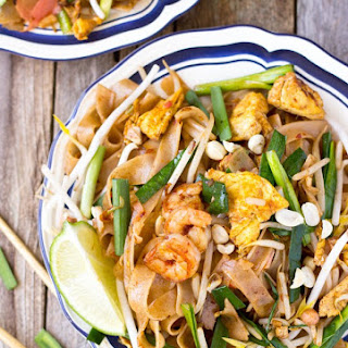 15-Minute Ginger Pad Thai