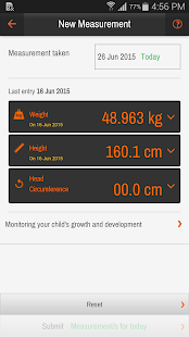 My Child's eHealth Record- screenshot thumbnail