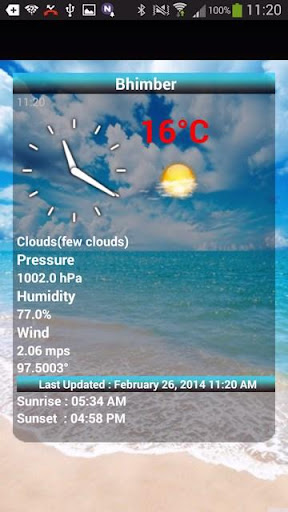 Pakistan Weather 1.10 screenshots 4