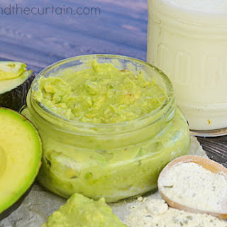 Avocado Ranch Sandwich Spread