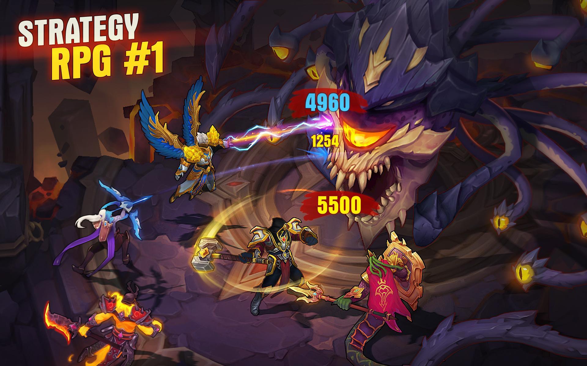 Juggernaut Wars – Arena Heroes screenshot #6
