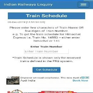 IRCTC  PNR Status Latest Varsion Apk Download For Android 1