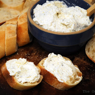 Garlic Cheese Spread.