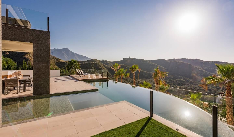 Maison contemporaine avec piscine et jardin Benahavís