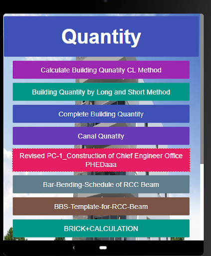 Civil Engineering Content screenshot 4