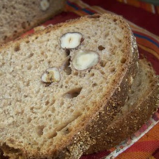 Simple And Flavourful Hazelnut Bread