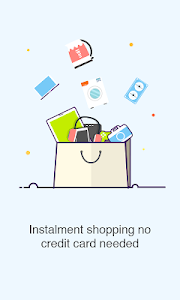 Akulaku - Installment shopping screenshot 1