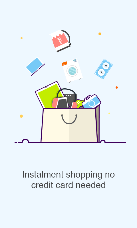 Akulaku - Installment shopping- screenshot