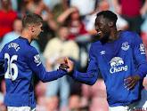 Everton mikt hoog met Romelu Lukaku en John Stones