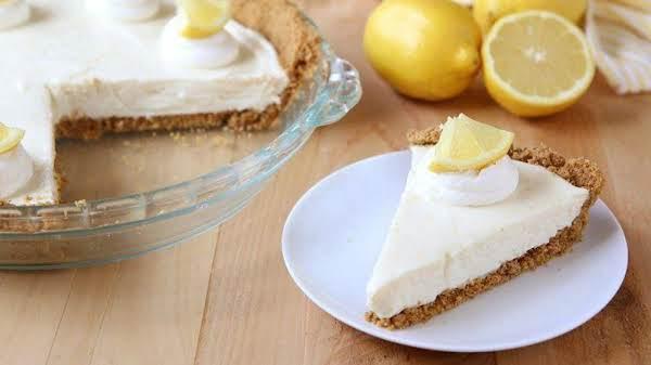 Nobake Lemon Icebox Pie From Betty Crocker Recipe