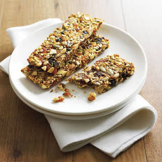 Fruit-and-Nut Breakfast Bars.