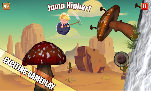 Getting over with it - Zoa Game Screenshot