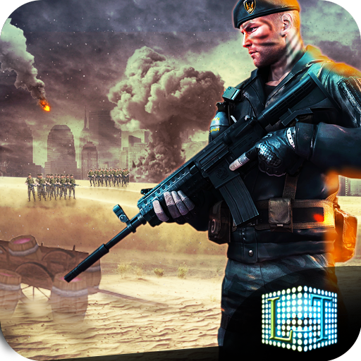 Modern Strike Commando Shooting Adventure (game)