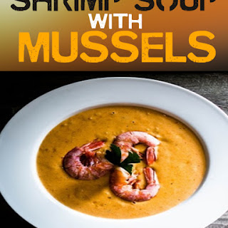 Shrimp & Mussels Soup