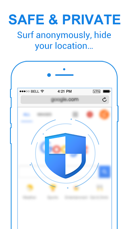 SkyVPN-Best Free VPN Proxy for Secure WiFi Hotspot screenshots