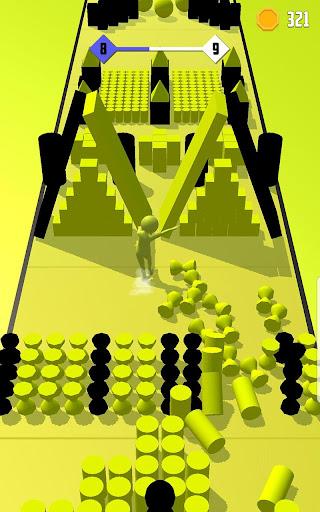 Code Triche Ragdoll Bump 3D APK MOD screenshots 6
