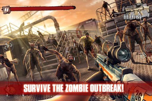 Zombie Frontier 3: Sniper FPS 2.10 screenshots 1