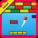 Brick block color breaker icon