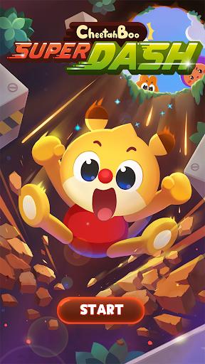 Cheetahboo Super Dash screenshot 1
