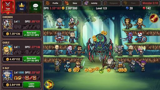 Lords Royale: RPG Clicker 1.0.2 screenshots 2