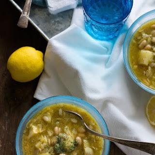 White Bean Artichoke Soup Recipes